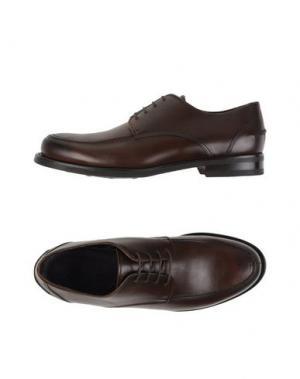Обувь на шнурках SEBASTIAN. Цвет: темно-коричневый