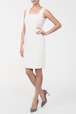 Платье Ermanno Scervino. Цвет: белый