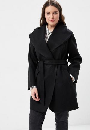 Пальто Chic de Femme. Цвет: черный