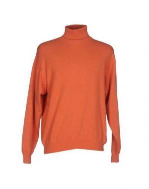 Водолазки ARTMO. Цвет: оранжевый