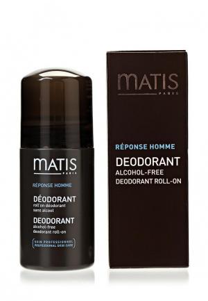Дезодорант Matis. Цвет: белый