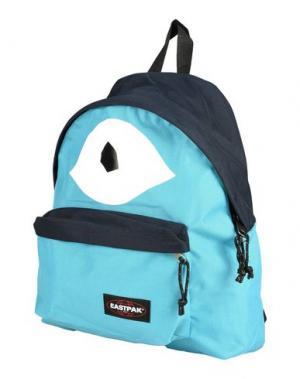 Рюкзаки и сумки на пояс EASTPAK. Цвет: цвет морской волны
