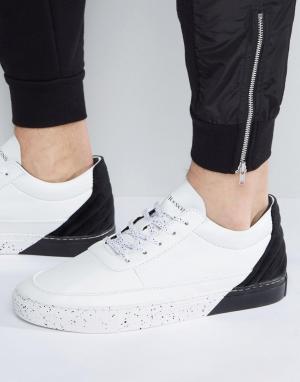 Cayler & Sons Белые кроссовки Chutoro. Цвет: белый