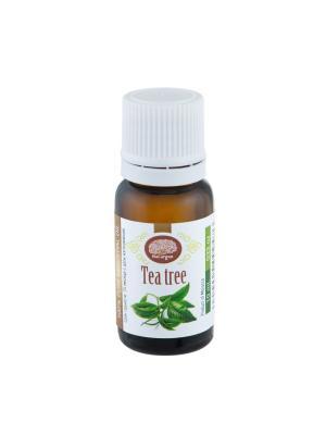 Эфирное масло Чайного дерева, 10 мл Huilargan. Цвет: желтый