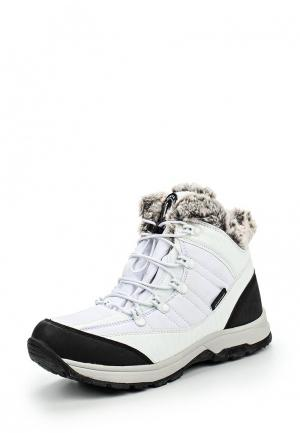 Ботинки Luhta. Цвет: белый