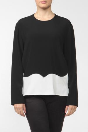 Блуза Stella McCartney. Цвет: черный, белый
