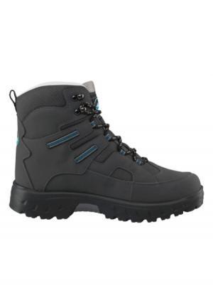 Ботинки Flake POLARINO. Цвет: темно-серый, черный