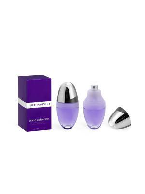 Парфюмерная вода-спрей Paco Rabanne Ultraviolet 30 мл. Цвет: прозрачный