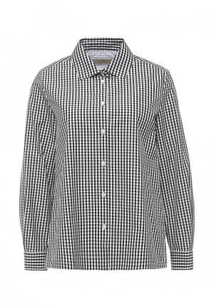 Рубашка Weekend Max Mara. Цвет: черно-белый