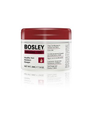 Маска  увлажняющая Bosley. Цвет: белый