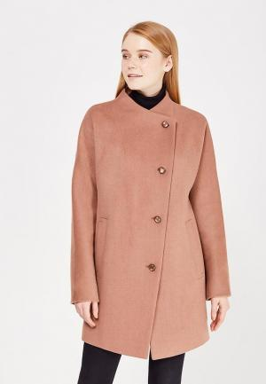 Пальто Avalon. Цвет: коричневый