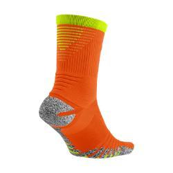 Футбольные носки Grip Strike Lightweight Crew Nike. Цвет: оранжевый