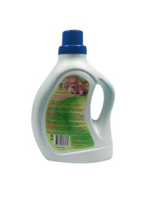 Жидкое средство для стирки Baby Swimmer 1000 мл.. Цвет: синий