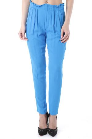 Trousers Fornarina. Цвет: light blue