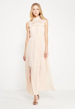 Платье Danity. Цвет: розовый