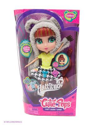 Кукла Сидни с аксессуарами Jada. Цвет: розовый