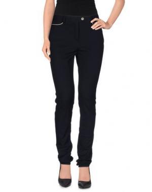 Повседневные брюки ALEXIS MABILLE. Цвет: темно-синий