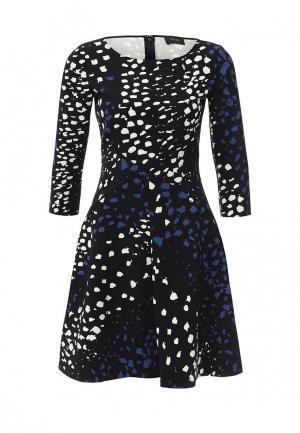 Платье Liu Jo. Цвет: синий