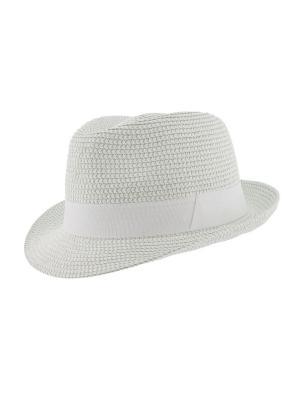 Шляпа R.Mountain. Цвет: белый