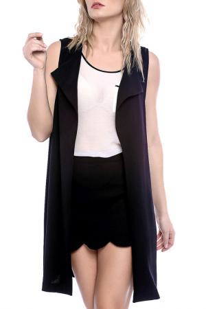 Кардиган Emma Monti. Цвет: черный