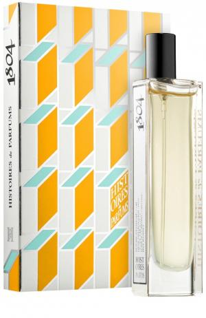 Парфюмерная вода 1804 Histoires de Parfums. Цвет: бесцветный