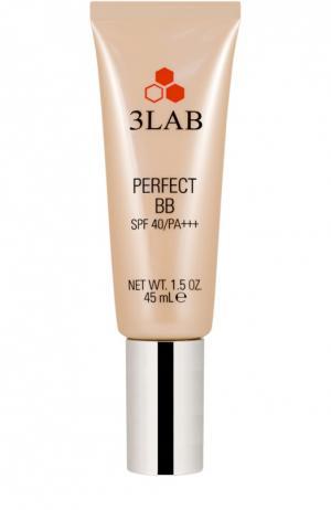Идеальный BB-крем SPF40 PA+++ оттенок 02 3LAB. Цвет: бесцветный