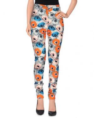 Повседневные брюки ANDREA INCONTRI. Цвет: серый
