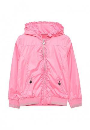 Куртка Blukids. Цвет: розовый