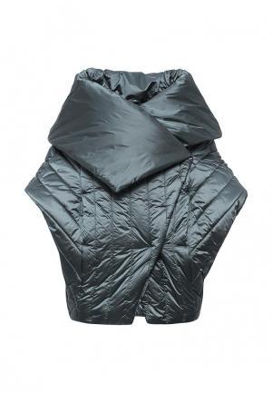 Куртка утепленная Conso Wear. Цвет: бирюзовый