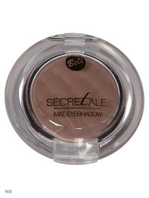 Bell Тени Для Век Матовые Secretale Mat Eyeshadow Тон 02. Цвет: светло-коричневый