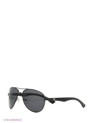 Поляризационные очки Vittorio Richi. Цвет: черный