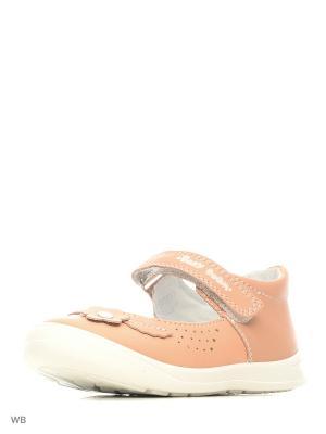 Туфли San Marko. Цвет: персиковый