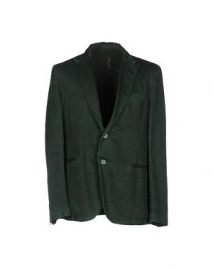 Пиджак MANUEL RITZ WHITE. Цвет: зеленый