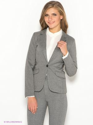 Пиджак Ada Gatti. Цвет: серый меланж