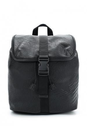Рюкзак Armani Junior. Цвет: черный