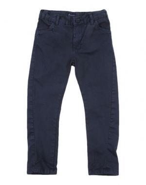 Повседневные брюки BARNUM. Цвет: темно-синий