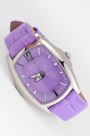 Часы наручные Chronotech. Цвет: фиолетовый