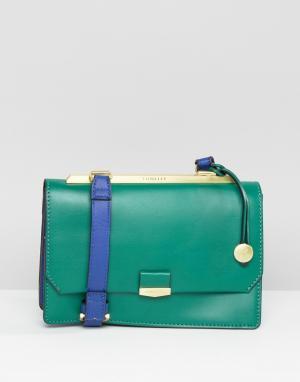 Fiorelli Маленькая сумка через плечо Kitty. Цвет: зеленый