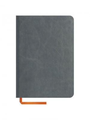 Записная книжка Nebraska soft Office space. Цвет: серый