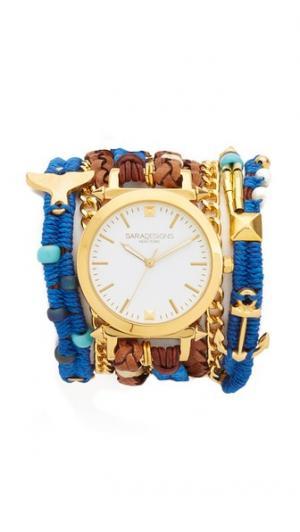Часы-браслет Playa Sara Designs