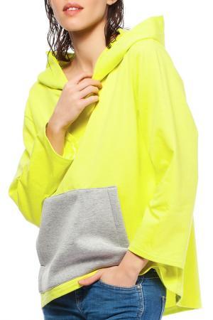 Толстовка BeWear. Цвет: yellow