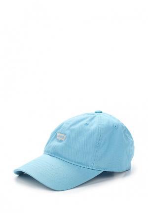 Бейсболка Levis® Levi's®. Цвет: голубой