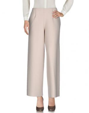Повседневные брюки HARRIS WHARF LONDON. Цвет: бежевый