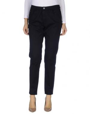 Повседневные брюки ARMANI JEANS. Цвет: темно-синий