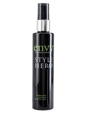Уникальное средство для укладки Style Hero Envy Professional. Цвет: черный