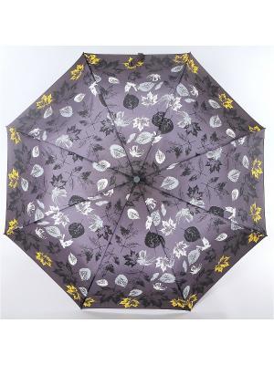 Зонт Airton. Цвет: серый, темно-серый