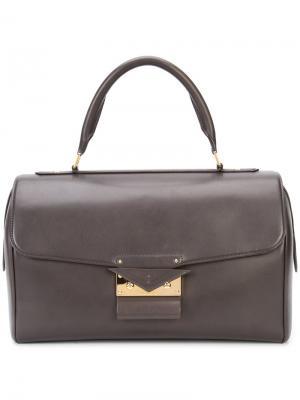 Сумка Speedy Couture Louis Vuitton Vintage. Цвет: коричневый