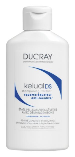 Лечение перхоти Ducray 100мл