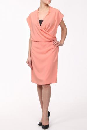 Платье BGN. Цвет: розовый