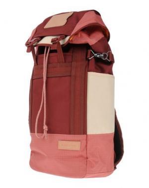 Рюкзаки и сумки на пояс EASTPAK. Цвет: красно-коричневый